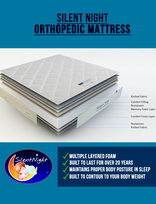 King Size Orthopedic Mattress