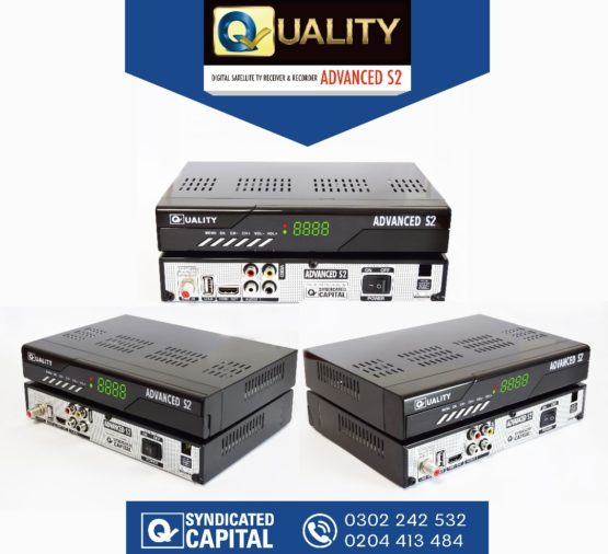 Quality Digital Decoder DVB Combo VI - Syndicated Capital