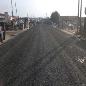 RESEALING OF BREMAN ROADS (TAFO VARIATION)