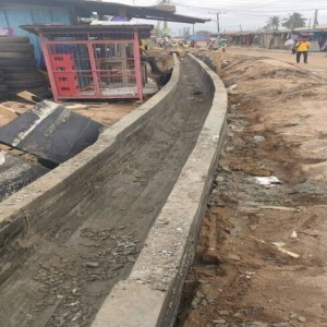 REHABILITATION OF AMANFRON ZONGO ROAD (1.50KM)