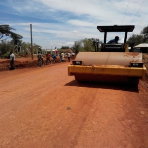 UPGRADING OF DUAYAW-NKWANTA TOWN ROADS (2KM)