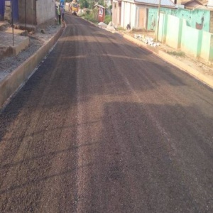 RESEALING OF KUMASI – ABONU ROAD (KM 0+000.5.00)